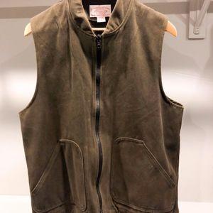 Filson Moleskin Vest Jacket